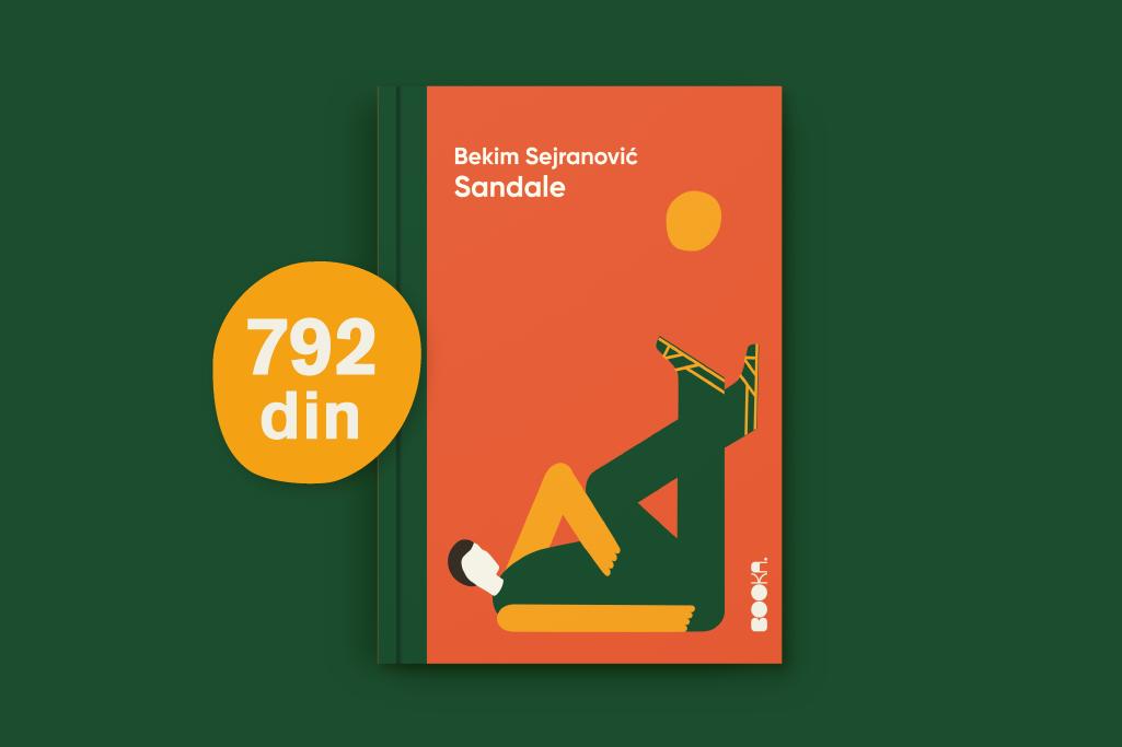 Sandale – intimna putovanja omiljenog književnog skitnice