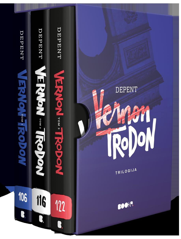 Vernon Trodon trilogija